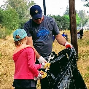 Foss Creek Clean-up